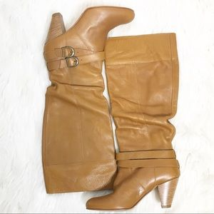 JAG Brown Slouch Boots